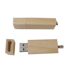 Tekno 103 - Wooden USB Drive